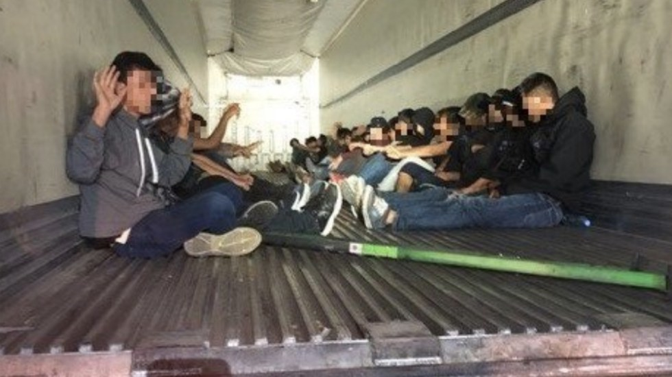 Aseguran en Arizona a 31 indocumentados mexicanos - Foto de CBP