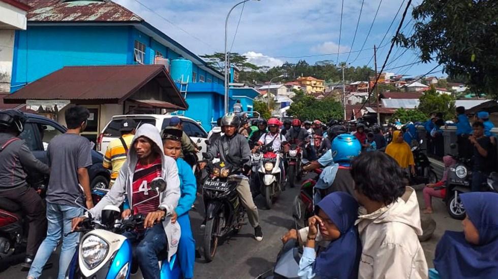 Al menos 20 muertos por sismo de 6.5 en Indonesia - Indonesia sismo