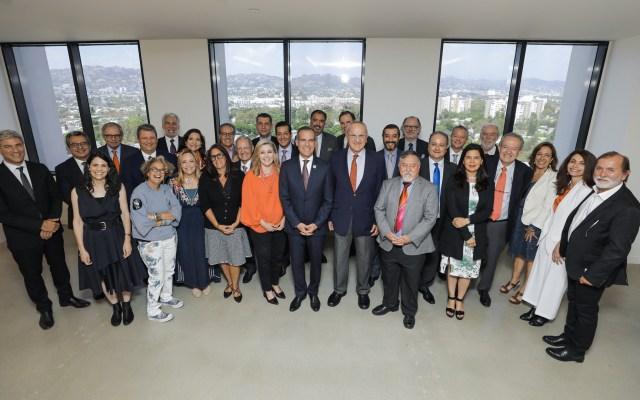 Instalan Comisión México-Los Ángeles para fortalecer relación bilateral - Instalación de la Comisión México-Los Ángeles. Foto de SRE