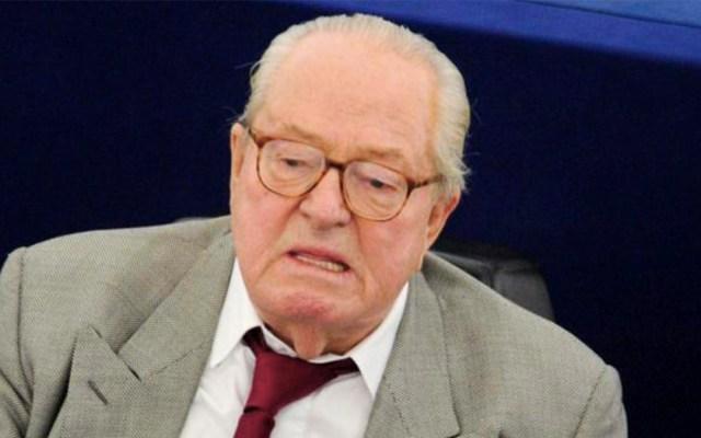 Acusan a Jean-Marie Le Pen de malversación de fondos públicos - jean-marie le pen malversación de fondos