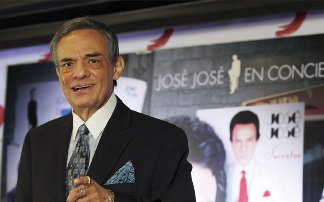 Revelan certificado de defunción de José José - josé josé