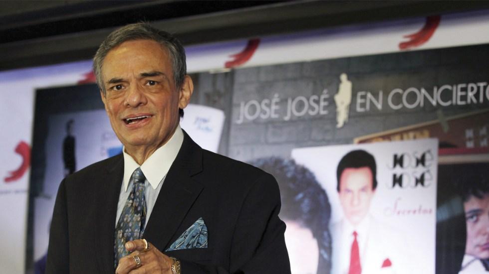 Sarita confirma que habrá dos ceremonias para José José - josé josé