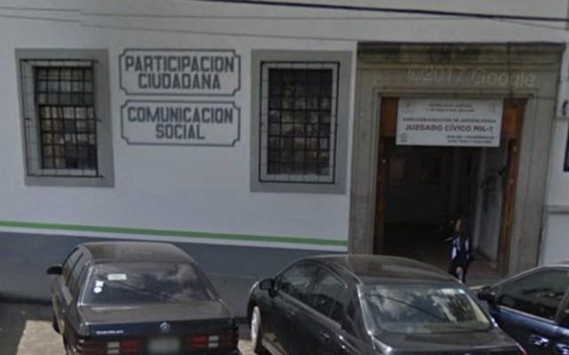 Investigan muerte de un detenido en galeras de Milpa Alta - Foto de Google Maps