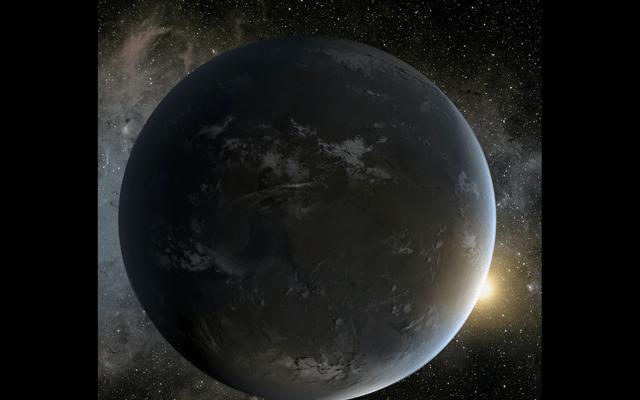 Descubren agua en exoplaneta potencialmente habitable - El exoplaneta K2-18 b 2. Foto de NASA exoplanet-catalog/4847/k2-18-b/