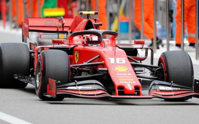 Charles Leclerc partirá desde la pole en el GP de Rusia - Leclerc