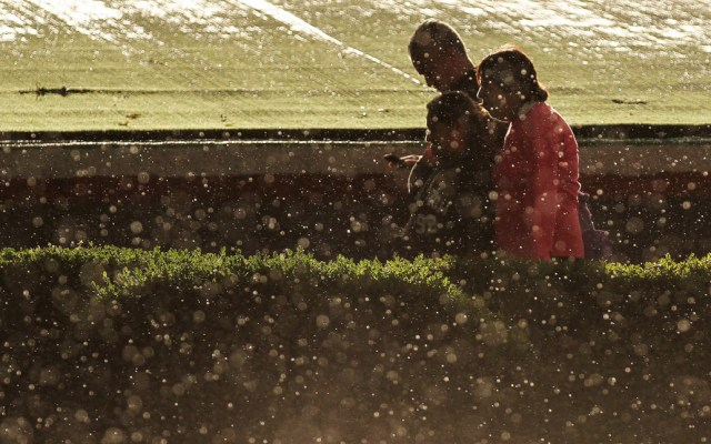 Alerta Púrpura en Iztapalapa por lluvias - Lluvia Ciudad de México tormentas lluvias Granizo