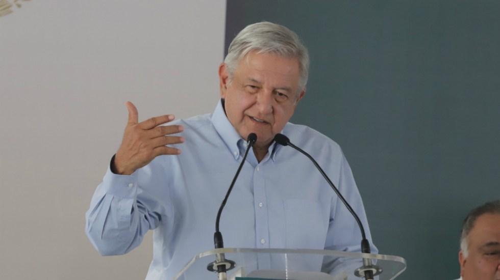 López Obrador pide a criminales recapacitar - Foto de Notimex
