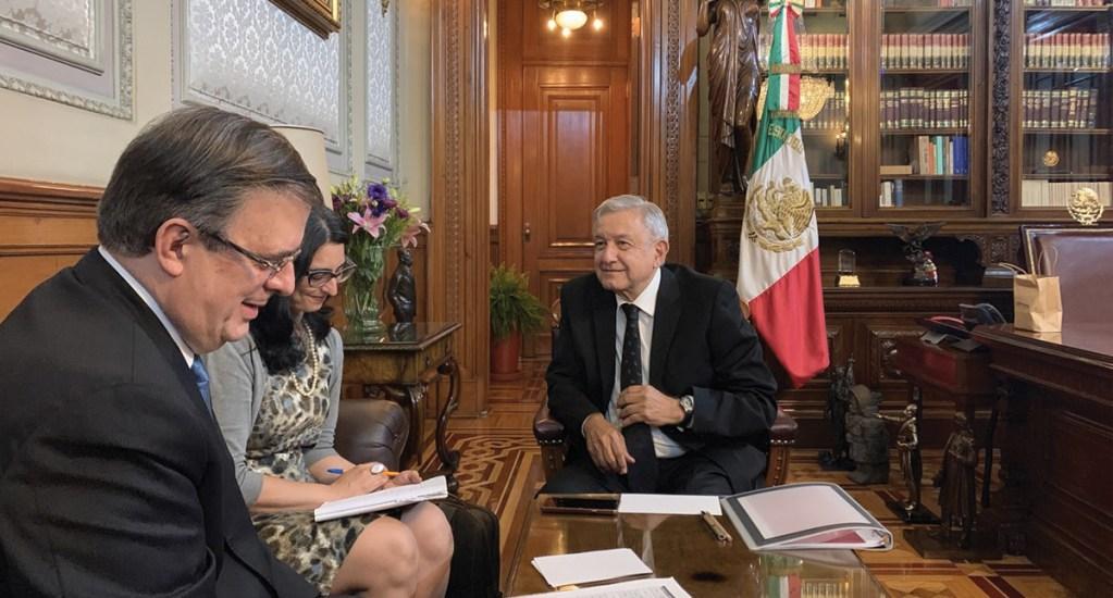 López Obrador sostiene conversación telefónica con Donald Trump. Noticias en tiempo real