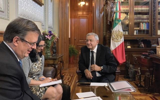 López Obrador sostiene conversación telefónica con Donald Trump - Foto de Twitter Andrés Manuel López Obrador