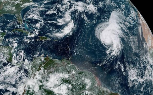 Lorenzo es el huracán más potente registrado en el Atlántico - Lorenzo huracán Atlántico