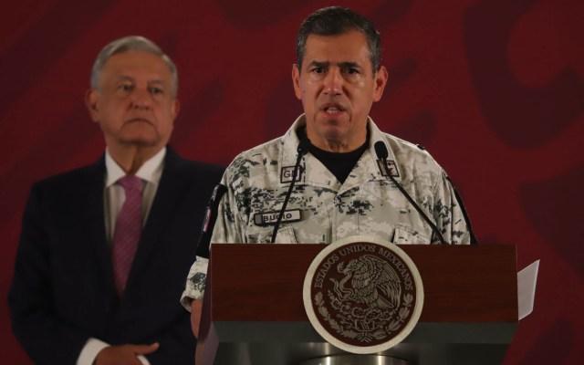 Comandante de la Guardia Nacional pasa a retiro de la Sedena - Luis Rodríguez Bucio Guardia Nacional
