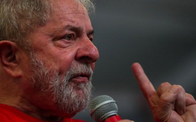 Lula da Silva rechaza trato para liberación condicional - Lula da Silva