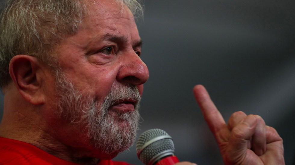 Lula da Silva llama a Evo Morales para externarle su 'solidaridad' - Lula da Silva