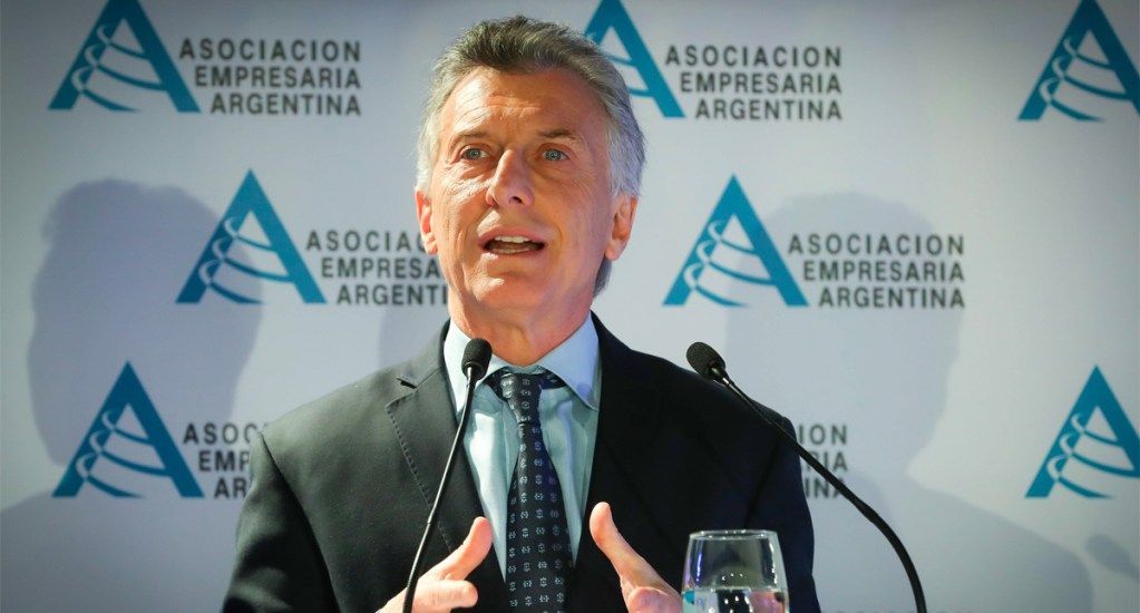 Tras derrota en las primarias Macri prioriza estabilizar la economía de Argentina. Noticias en tiempo real