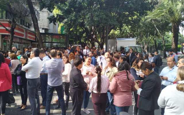 Millones de personas en todo el país participaron en Macrosimulacro - Macrosimulacro en Ciudad de México