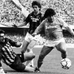 Diez momentos clave en la vida de Maradona
