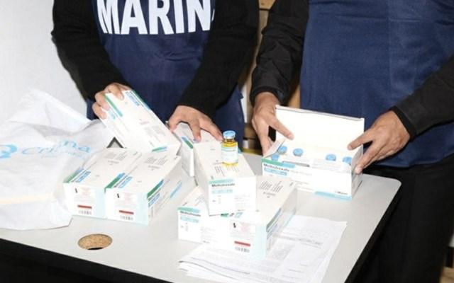 SFP analiza acciones contra farmacéuticas por desabasto de medicamentos - Foto de SHCP