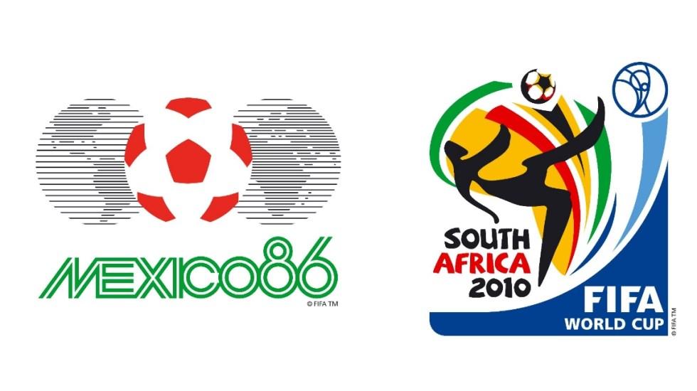Logo de México 86 compite por ser el mejor de las Copas del Mundo - Foto de FIFA