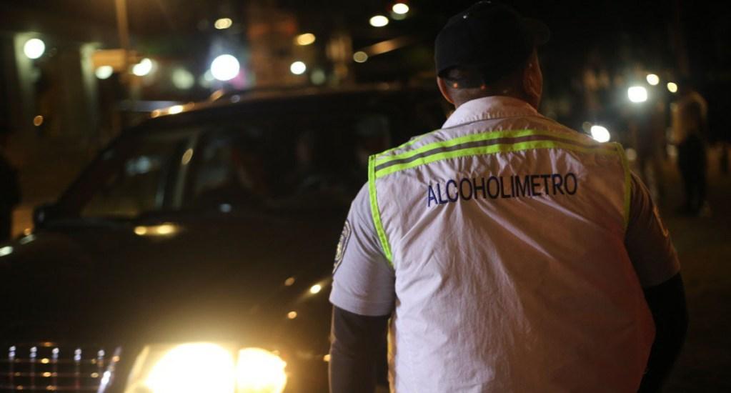 Remiten a 207 conductores al 'torito' durante fiestas patrias en CDMX. Noticias en tiempo real