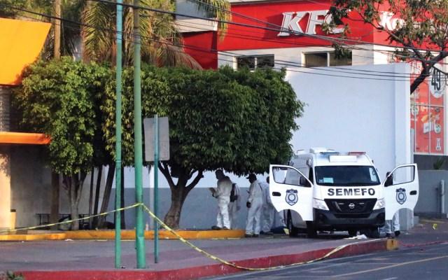 Víctimas de ataque en Cuernavaca habrían buscado refugio en central de autobuses - Foto de EFE