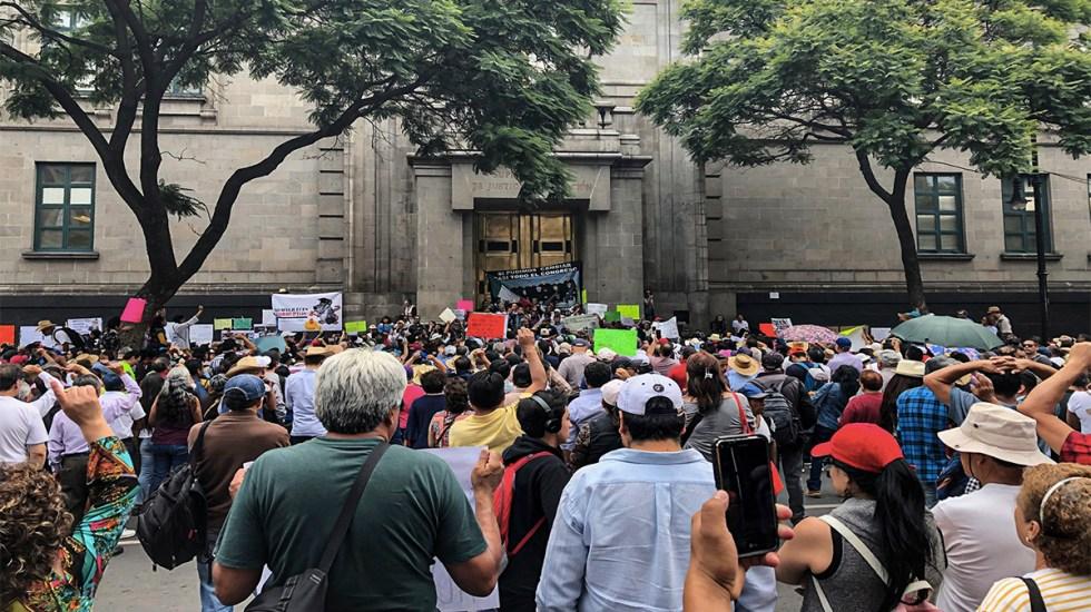 Las movilizaciones de este sábado 1 de agosto en la Ciudad de México - movilizaciones ciudad de méxico