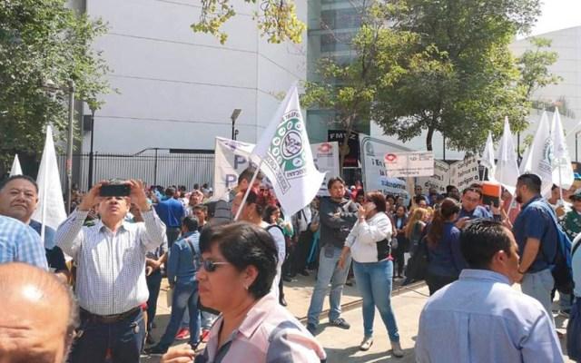 Las movilizaciones de este miércoles en Ciudad de México - movilizaciones sociales ciudad de méxico
