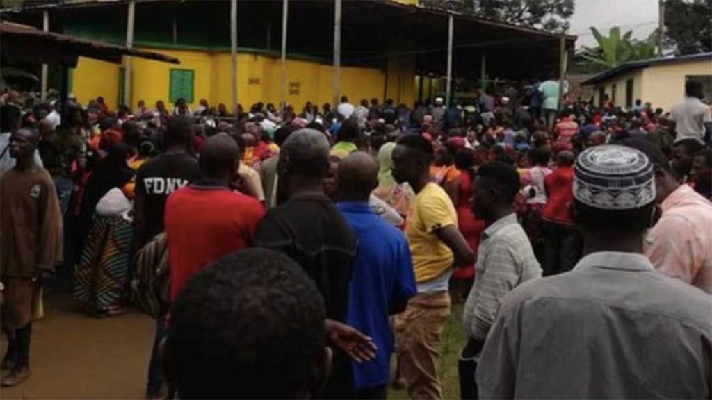 Mueren 27 niños en incendio de escuela coránica en Liberia - mueren 27 niños en incendio de iglesia coránica en liberia