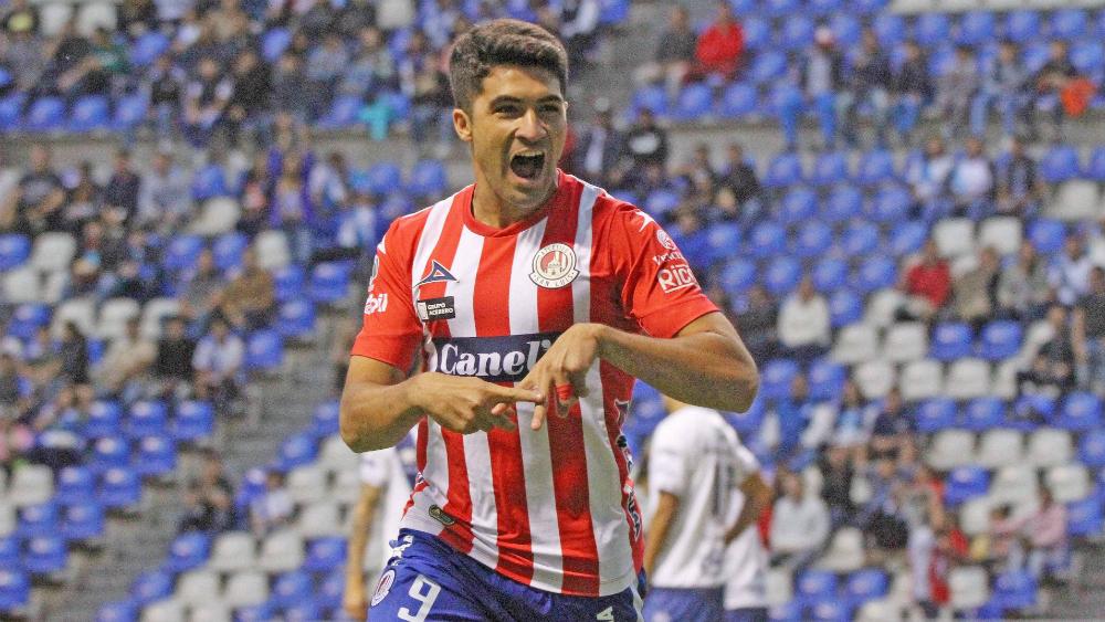 San Luis vence 3-1 al Puebla en debut de Matosas - Foto de Mexsport
