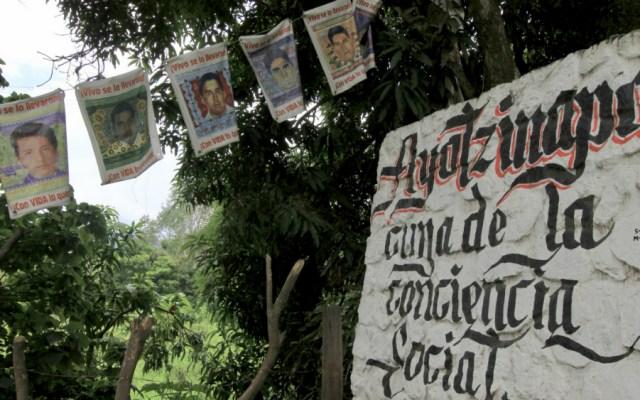 Liberan a dos presuntos implicados en desaparición de los 43 normalistas de Ayotzinapa - Foto de Notimex