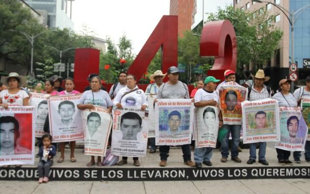FGR reconstruirá desde cero el caso Ayotzinapa - Foto de Notimex