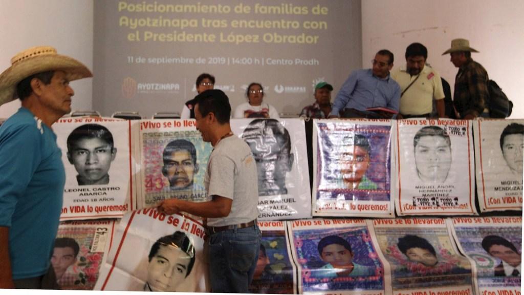El Estado ha fallado en el Caso Ayotzinapa: CNDH. Noticias en tiempo real