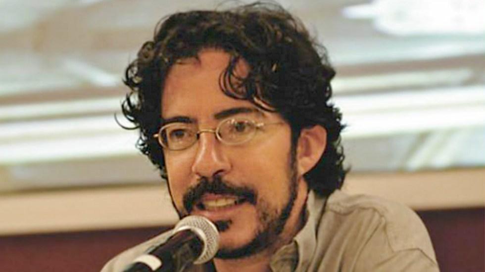 Deja Salmerón el INEHRM; Felipe Ávila es el nuevo director - Foto de Notimex