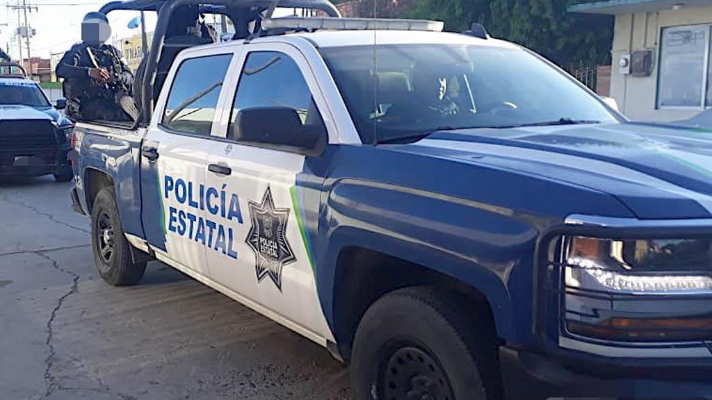 Aseguran a tres migrantes hondureños en Tamaulipas - Policía Estatal de Tamaulipas