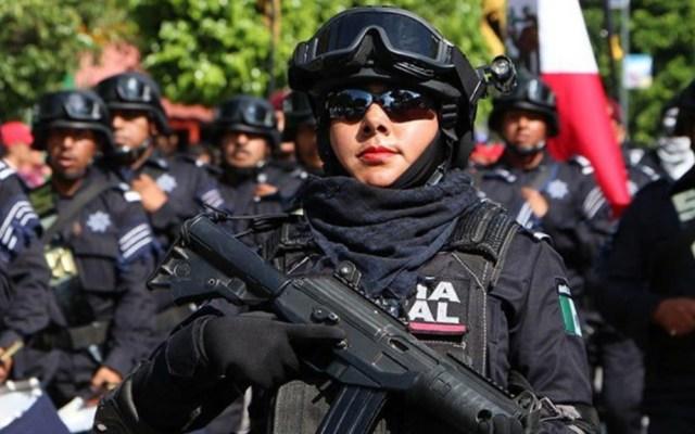 Sujeto intenta escapar de policías y muere tras caer de vivienda en Chilpancingo - Policía Estatal Guerrero Secretaría de Seguridad
