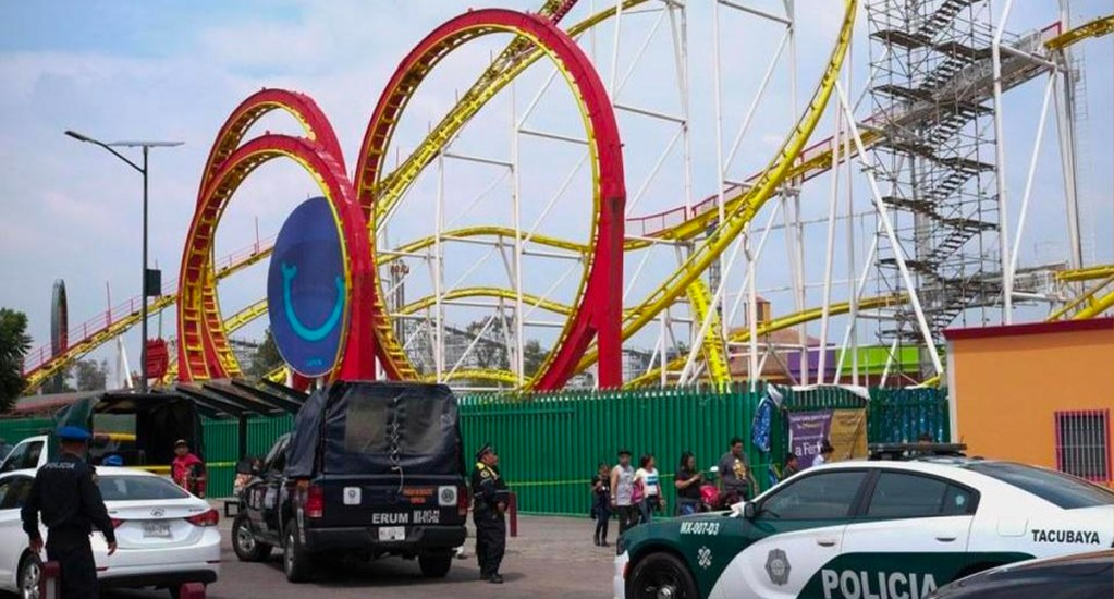 Mantenimiento a La Feria de Chapultepec lo hacen técnicos mexicanos - Quimera