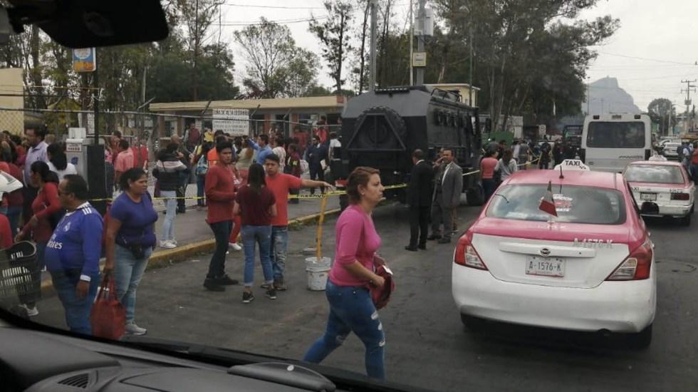 Riña en Reclusorio Oriente dejó un muerto y ocho heridos - Reclusorio Oriente riña SSC reos