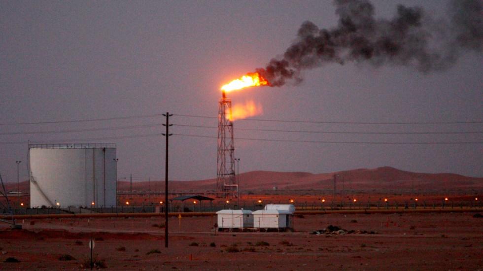 EE.UU. enviará tropas de refuerzo a Arabia Saudita tras ataque a refinerías - Ataque a refinerías