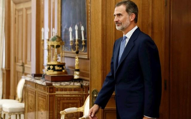 España en camino a nuevas elecciones; el Rey no propone candidato a presidente de Gobierno - El Rey Felipe VI de España. Foto de EFE/Mariscal