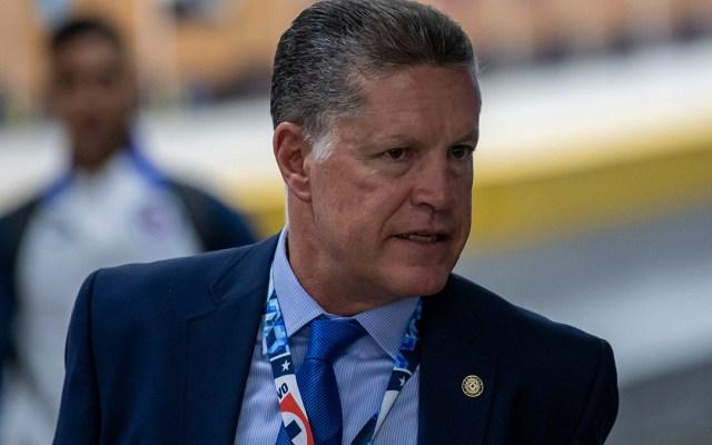 Ricardo Peláez deja la dirección deportiva del Cruz Azul - ricardo peláez deja al cruz azul