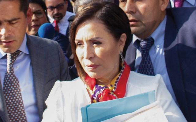 Juez ordena mantener en prisión preventiva a Rosario Robles - rosario robles