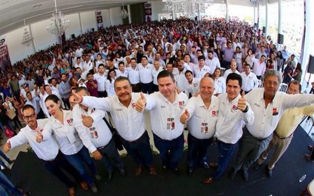 Avances de partidos políticos en formación en México - RSP