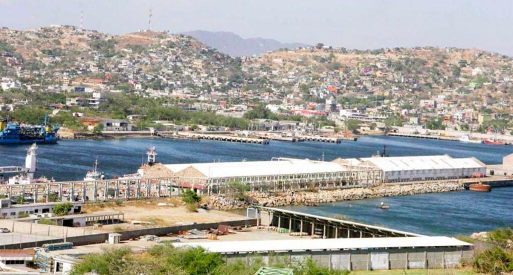 Terminal de contenedores en Salina Cruz estaría concluida este año - salina cruz