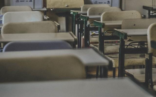 Menor se suicida después de ser humillada por profesora - Salón de clase escuela