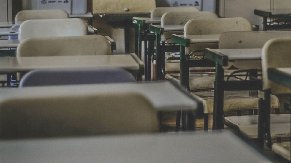 Evaluación PISA 2018 señala retrocesos en estudiantes mexicanos - Salón de clase escuela