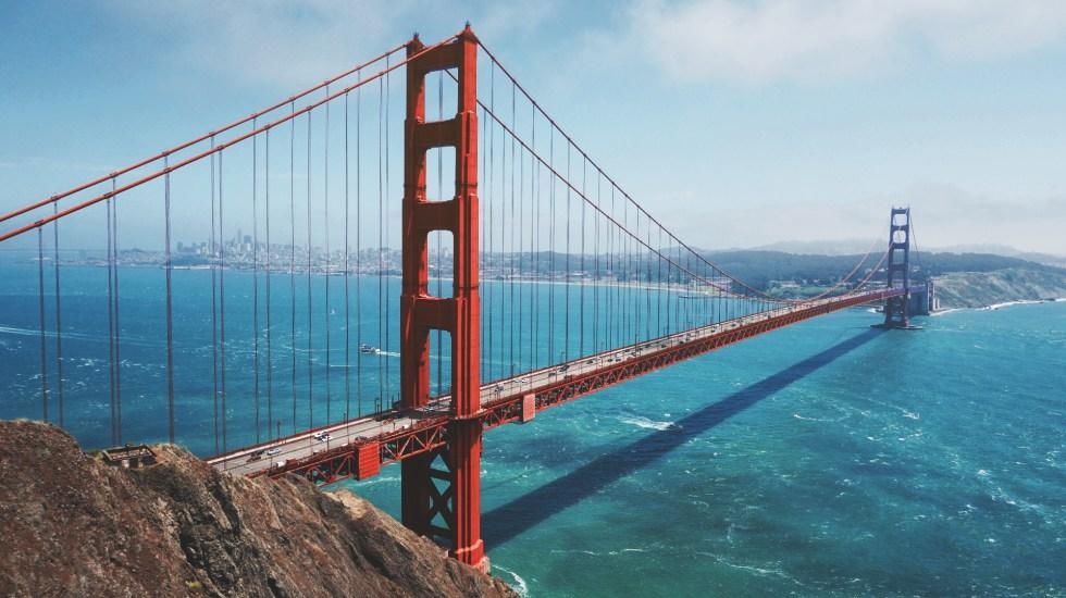 Detienen en San Francisco a Javier Burillo, acusado del homicidio involuntario de su hijo - Javier Burrillo San Francisco Golden Gate puente