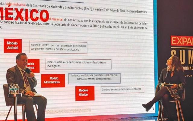 Cuentas bloquedas por la UIF superan los cuatro mil mdp: Santiago Nieto - Santiago Nieto