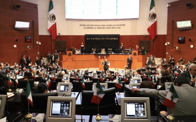 Senado resolverá renuncia del ministro Medina Mora el martes - Foto de @NoticiaCongreso