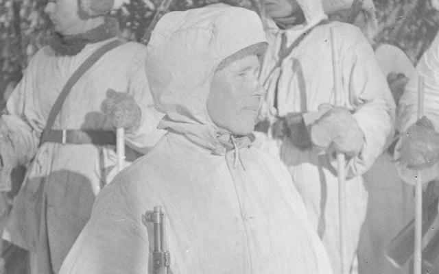 'La Muerte Blanca': El terror del Ejército Rojo en Finlandia - Simo Häyhä La Muerte Blanca