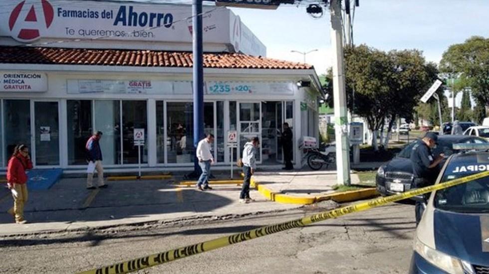 Hieren de bala en Pachuca a suplente de diputada de Morena - Hieren de bala en Pachuca a suplente de diputada de Morena