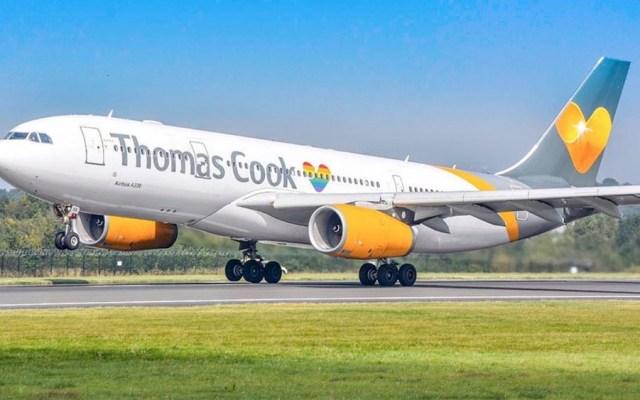 Sectur descarta impacto significativo por cierre de Thomas Cook - Sectur descarta impacto significativo por cierre de Thomas Cook